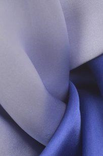 Etole bleue bicolore detail 2