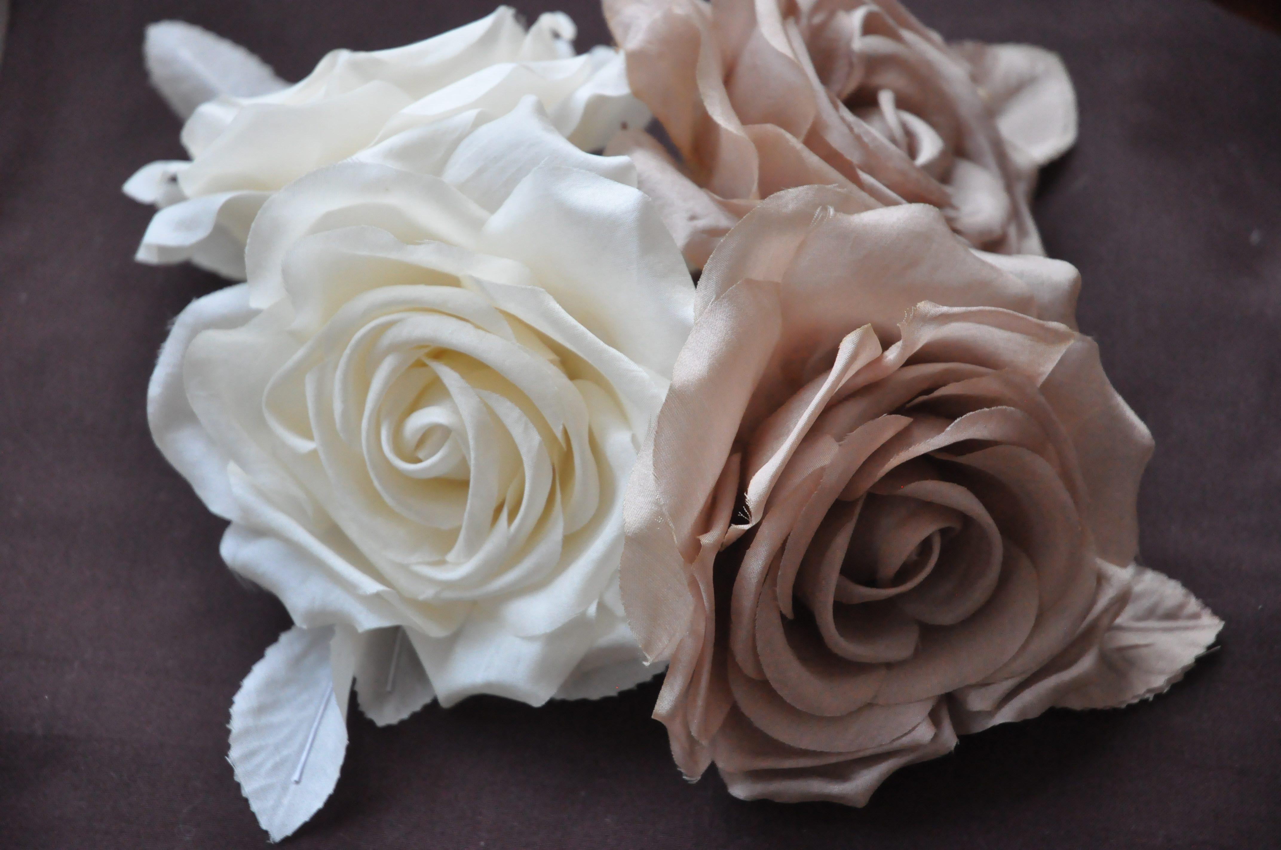 Fleur mariage detail