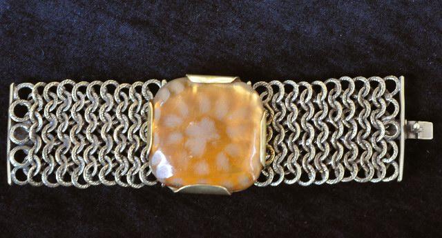 Bracelet cotte de maille