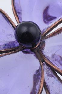 Pendantif lilas detail