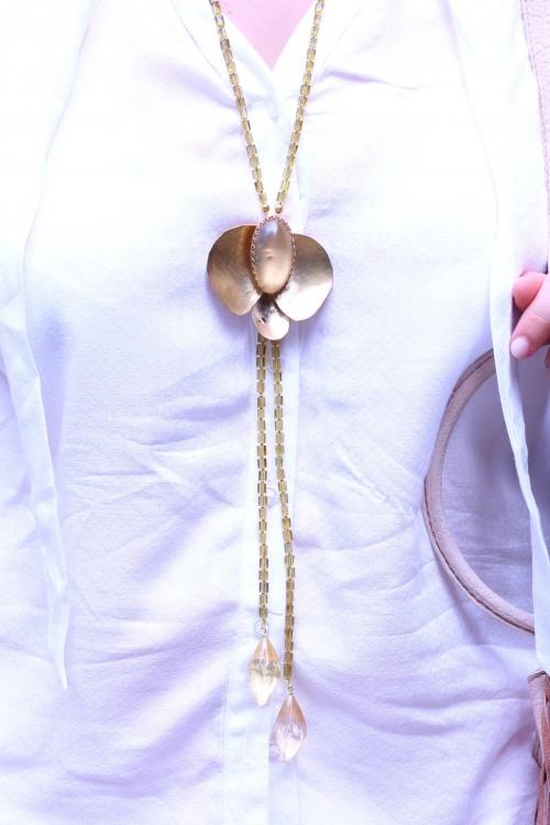 sautoir bijoux luxe