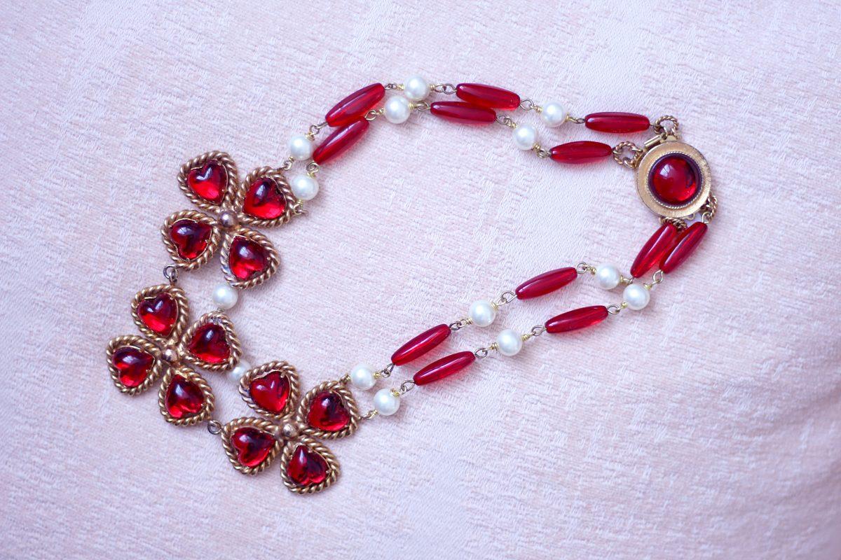 collier st valentin